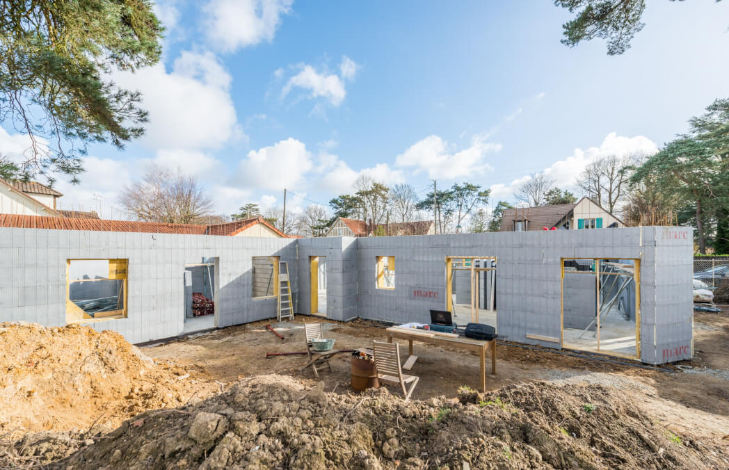 Construction Maison 1